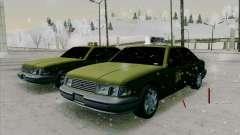 HD táxi SA de GTA 3