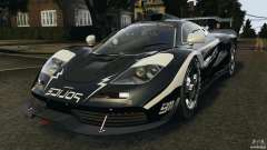 McLaren F1 ELITE Police
