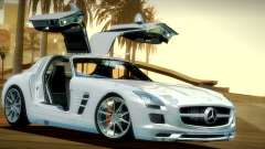 Mercedes-Benz SLS AMG 2010