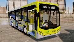 Busscar Urbanuss Pluss 2009 Le VIP Itaim Paulist para GTA 4