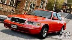 Ford Crown Victoria Civil 2006 para GTA 4