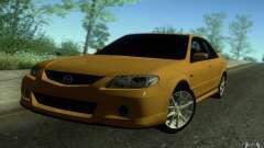Mazda Speed Familia 2001 V1.0