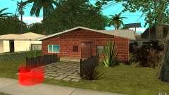 Novas texturas para casa Denis para GTA San Andreas