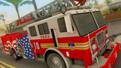 Seagrave FDNY Ladder 10 para GTA San Andreas