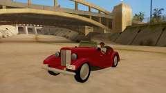 MG Augest para GTA San Andreas