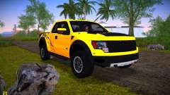 Ford F-150 SVT Raptor para GTA Vice City