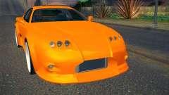 Toyota Supra VeilSide Fortune 2003 para GTA San Andreas