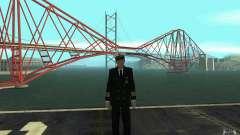 Admiral HD para GTA San Andreas