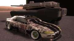 Nissan Silvia S15 Volklinger para GTA San Andreas