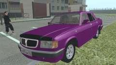 GAZ 3110 Volga prata para GTA San Andreas