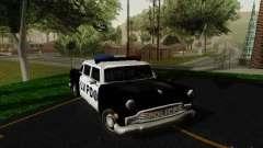 Cabbie Police LV para GTA San Andreas