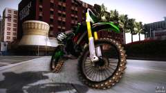 Kawasaki KLX 250S para GTA San Andreas