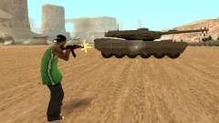 Aliados intelectuais para GTA San Andreas