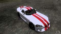 Dodge Viper SRT-10 Coupe para GTA San Andreas