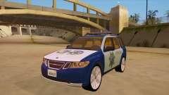 Saab 9-7X Police