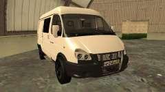 GAZ 2752 Sobol negócios