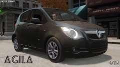 Vauxhall Agila 2011