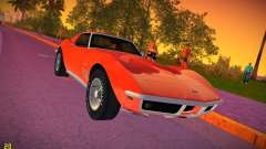 Chevrolet Corvette (C3) Stingray T-Top 1969 para GTA Vice City