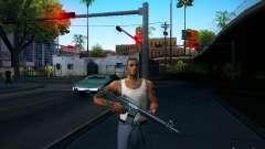 Alterar caracteres para GTA San Andreas