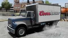 O novo anúncio para caminhão Yankee