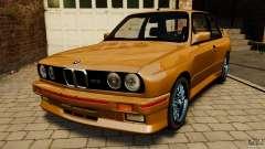BMW M3 E30 Stock 1991 para GTA 4
