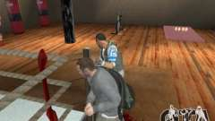 O sistema de luta de GTA IV V 2.0