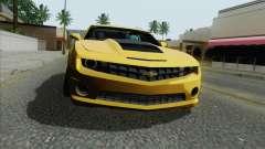 Chevrolet Camaro SS 2012 para GTA San Andreas