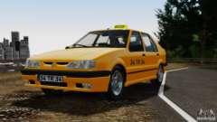 Táxi Renault 19