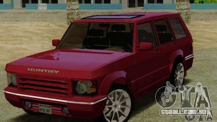 Huntley Freelander para GTA San Andreas