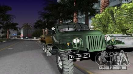 ZIL-157 para GTA Vice City