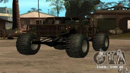 Monster Patriot para GTA San Andreas