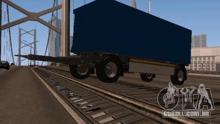 Trailer de homem TGA 28430 PALIFT para GTA San Andreas