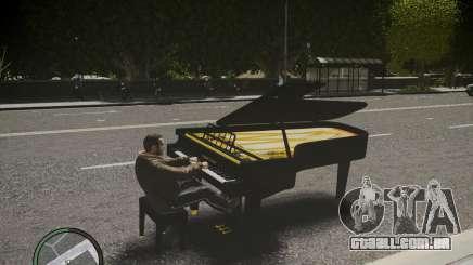 Crazy Piano para GTA 4