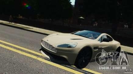 Aston Martin Vanquish 2013 para GTA 4