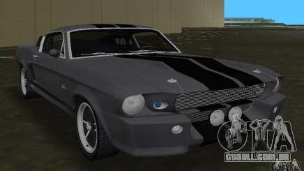Shelby GT500 Eleanor para GTA Vice City