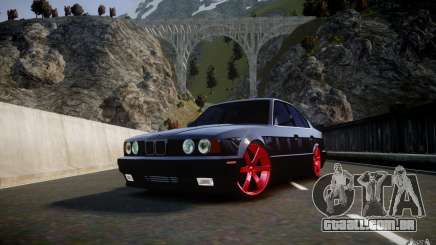BMW 535i para GTA 4