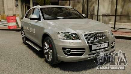 Audi Q5 Chinese Version para GTA 4