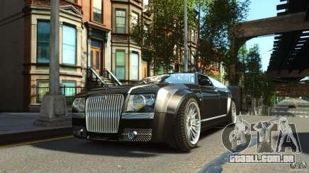 PMP600 Sport Wagon para GTA 4