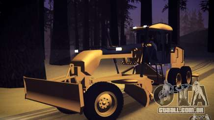 Caterpillar 140AWD Motorgrader para GTA San Andreas