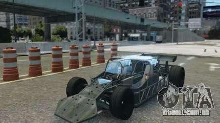 Villain The Fast and the Furious 6 para GTA 4