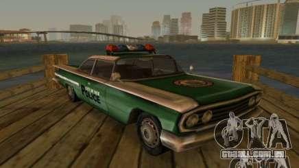 Voodoo Police para GTA Vice City