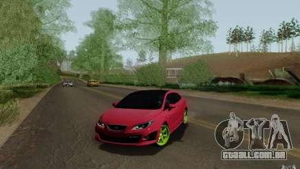 Seat Ibiza Cupra para GTA San Andreas