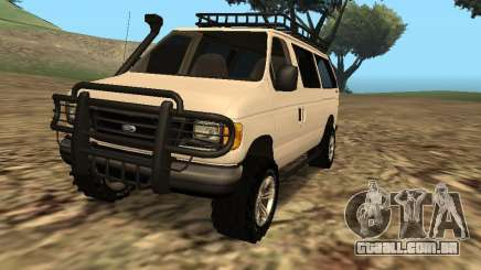 Ford E-150 OffRoad para GTA San Andreas