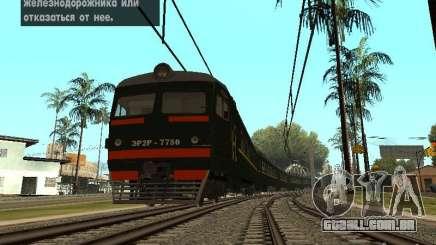 ÈR2R-7750 para GTA San Andreas