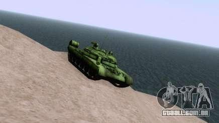 T-80 para GTA San Andreas