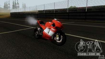 Ducati Desmosedici RR para GTA San Andreas