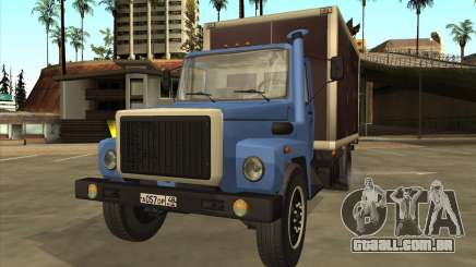GAZ 3309 Van para GTA San Andreas