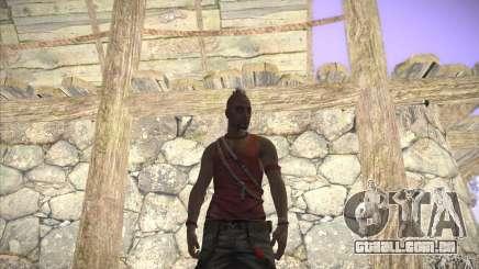 Vales de Far Cry 3 para GTA San Andreas