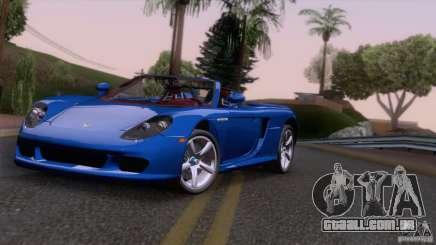 Porsche Carrera GT Custom para GTA San Andreas
