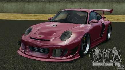 Porsche 997 GT2 Body Kit 2 para GTA 4